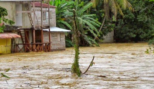 COE: Provincia Duarte en alerta roja, diez en amarilla y cinco en verde